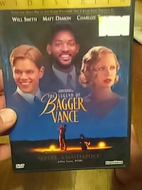 The Legend of Bagger Vance DVD Victoria, 77901