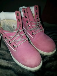 Timberland boots .ladies size4 Croydon, CR0 7AX