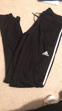 black and white Adidas track pants Myrtle Beach, 29579