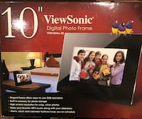 "Viewsonic 10"" electronic picture frame  Vaughan, L4L 1H9"