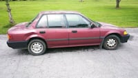 Honda - Civic - 1988 Johnson City, 37601