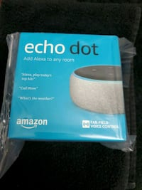 Echo dot (third generation) Bloomingdale, 60108