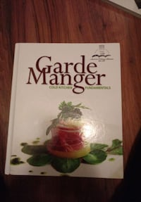 Culinary Garde Manger Book Hastings, 32145