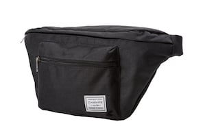 Men canvas fanny pack
