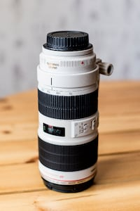 Canon EF 70-200mm f/2.8L IS II USM MOSCOW
