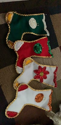 Boots sock Christmas decorations Oakland, 94603