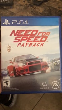 Need for Speed PS4 game case Phoenix, 85033