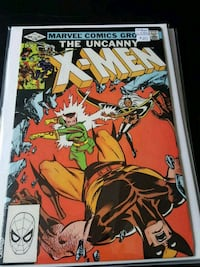 1st Rogue in Uncanny X-Men Mississauga, L5W 1Y6