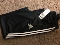 Black and white adidas track pants Tracy, 95376