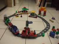 LEGO duplo Thomas Load and Carry Train Set,7286 Mississauga