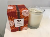 ORIGINS 100% Soy wax candle Toronto