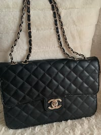 Chanel black purse Oakville, L6H 0C3