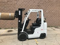 2016 UniCarriers Forklift in Excellent Condition! Mississauga
