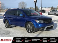2015 Dodge Journey Crossroad AWD - 7 Seats! New Tires! DVD!