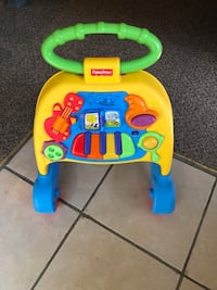 Fisher-Price Musical Toddler Walker Toy Oregon, 53575