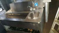 stainless steel sink with faucet Ajax, L1T 2J4