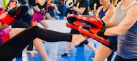 FREE 7-Day Trial!: Kickboxing Classes! (Ladies-Only) - SHARIF FITNESS Toronto