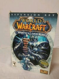 World Of WarCraft Expansion Set Wrath of the Lich