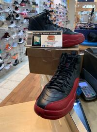 Air Jordan 12 BG Flu Game 2016 Size 5.5Y Beltsville, 20705