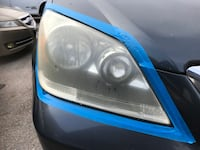 Car headlight restoration Toronto