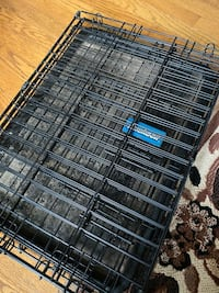Small collapsable pet cage  Springfield, 22150