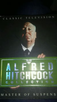 Alfred Hitchcock collection (master of suspense) Calgary, T3A