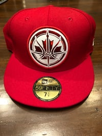 New Era 2016 NBA All Star Compass Logo 59FIFTY Fitted Hat size 7 1/4 Toronto, M3H 1B6