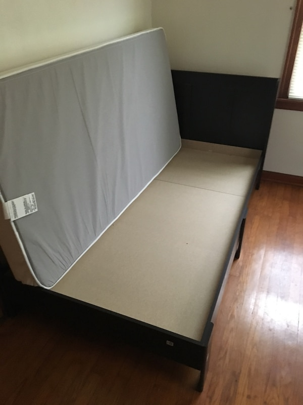 Used Kids Twin Bed With Mattress For Sale In Avon Letgo