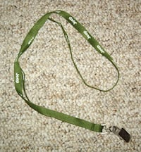 JEEP ID lanyard String - new from auto show Brookhaven, 11772