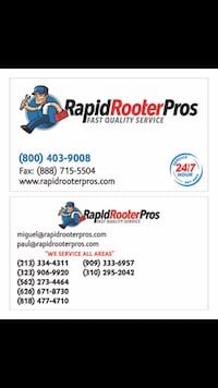 rapid rooter pros