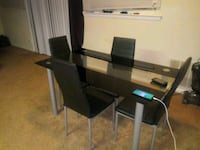 Glass table / end tables District Heights, 20747