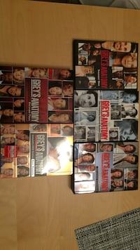 Grey's Anatomy dvd seasons 1-5 Toronto, M8Z