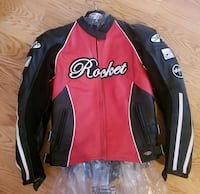 JOE ROCKET WOMENS JET SET LEATHER JACKET