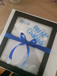 Christmas picture frame  Brampton