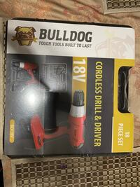 Brand new 18 V drill Surrey, V3W 9P8