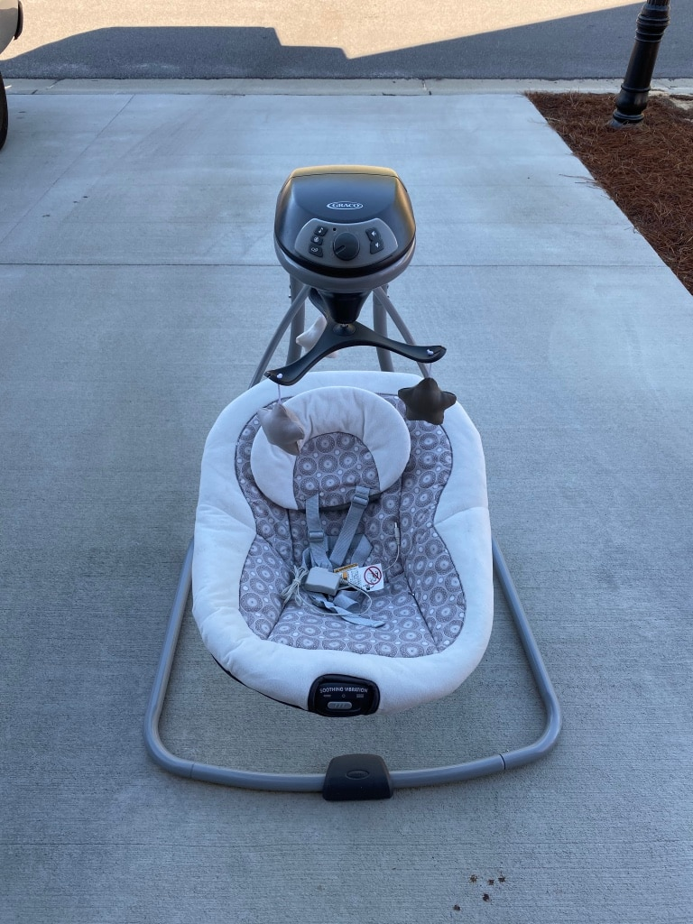 Photo Graco Baby Swing