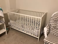 Ikea Crib - 1 year of use (does not include the mattress) Arlington, 22202