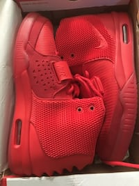 Red Octobers! Yeezy Nike Shoes London, N5Z 2H7