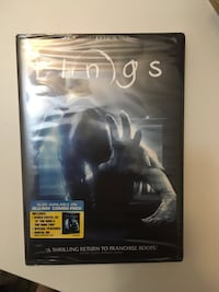 Rings DVD unopened View Park, 90008