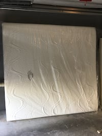 Brand new mattress and low profile box spring never used Gettysburg, 17325