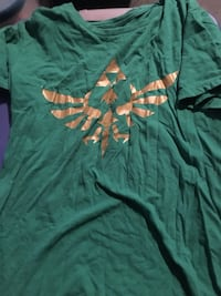 Men's xl Zelda shirt