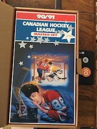 Canadian Hockey Card Set BNIB Toronto, M1N 4B6