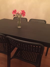 IKEA dining chairs and table  Toronto