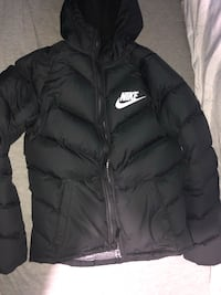 Nike bubble jacket (read description)