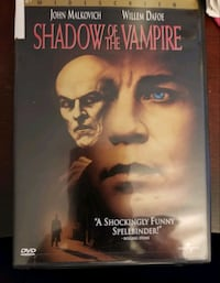 Shadow of the Vampire DVD **LIKE NEW**