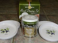 Specially Selected Bread Dipping Set Rockville