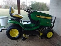 john deere ride on mower Goldvein, 22720