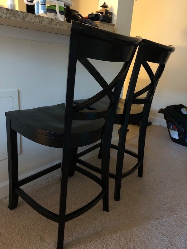 Crate and Barrel Bar Stools-$145 for both
