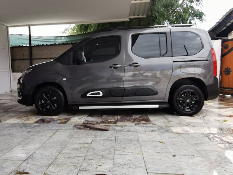 2020 Citroen Berlingo 2950 KM TEMİZ FULL 2