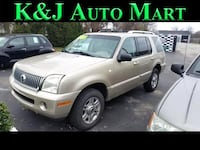 Mercury Mountaineer 2004 Louisville
